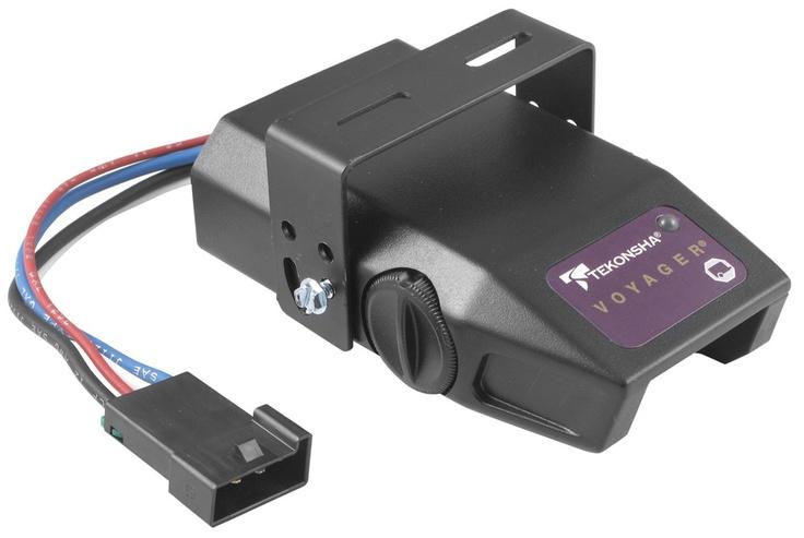 Tekonsha Voyager Trailer Brake Controller 1 To 4 Axles