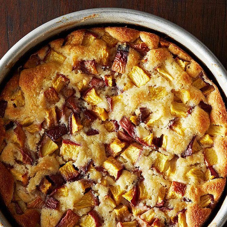 Simple Summer Peach Cake Recipe on Food52 recipe on Food52