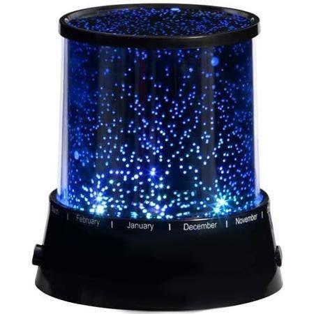 NEW Galaxy Light Star Projector Novelty Lamp