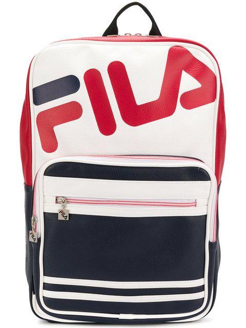 Fila colourblocked basic backpack  149acbed84a3e