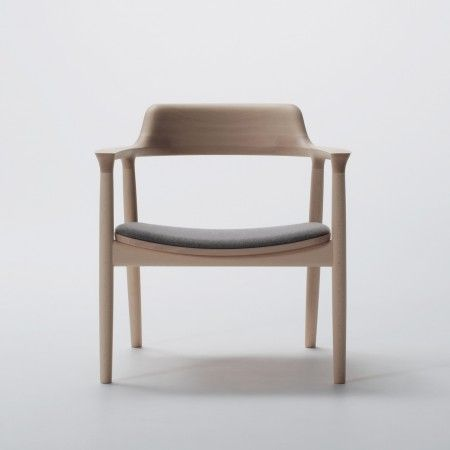 Naoto Fukasawa Hiroshima Lounge Chair - chairs dont get much more perfect than this