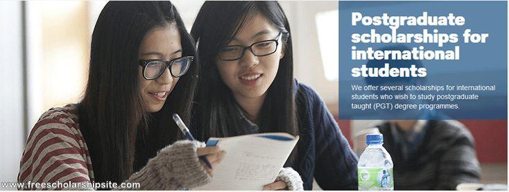 Plymouth University, UK International Scholarship For Masters Students 2018