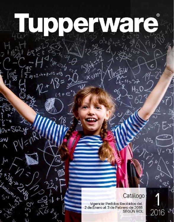 Catálogo de ofertas de Tupperware