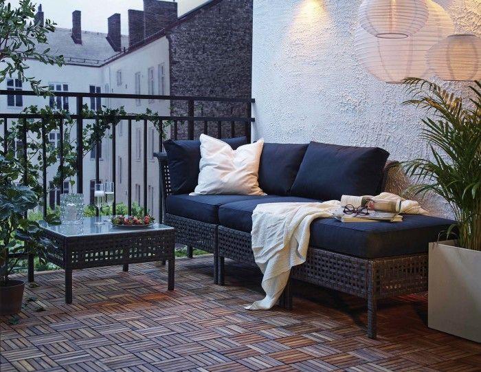 17 fina inredningstips för balkongen