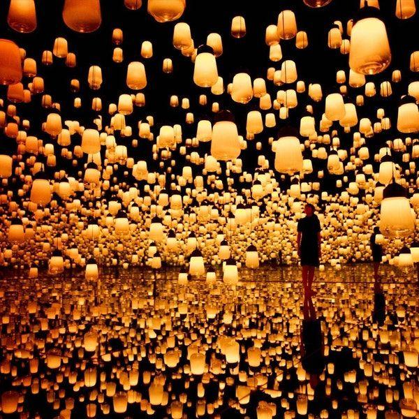 Tokios neues digitales Kunstmuseum soll Sie umhauen – P Trienekens