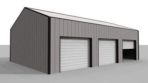 Best 25 pole barn kits prices ideas on pinterest for Alaska garage kits