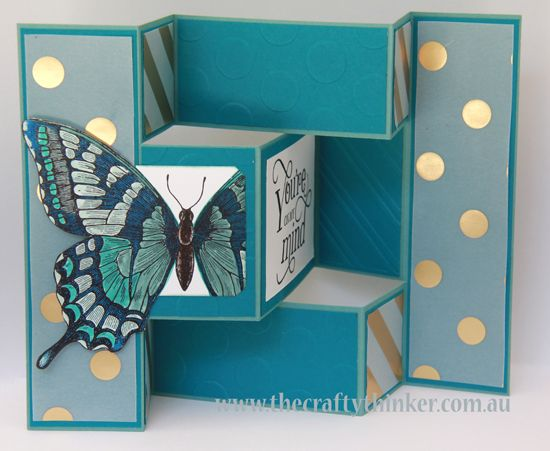 Best Tri Fold Shutter Cards Images On   Tri Fold