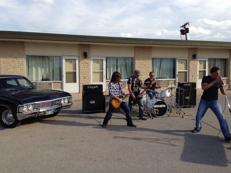 Music video (Demon Hunter) 2015