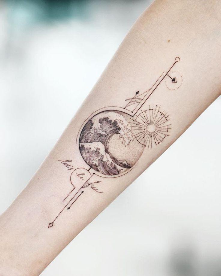Tattoo unterarm innenseite