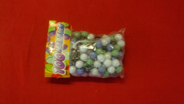 Marbles - Colourful - 100 PCS (product code MA1) Price includes vat and shipping charges. Subject to supplier availability.