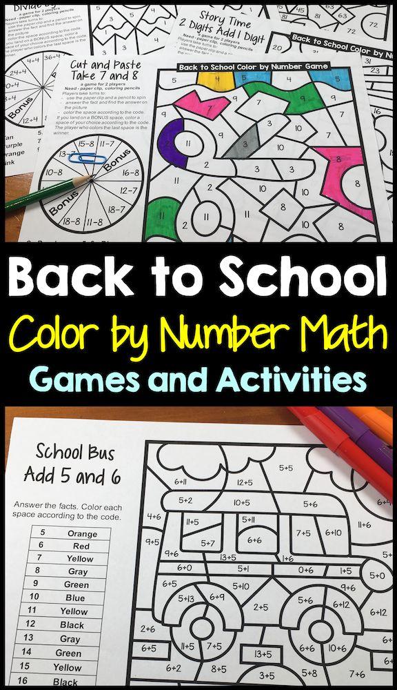 369 best Math Classroom images on Pinterest | Easter games, Math ...