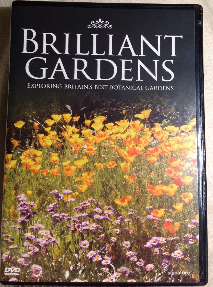 Brilliant Gardens, dvd