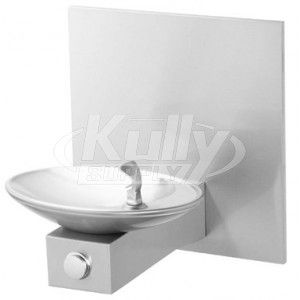 Halsey Taylor OVL-II EBP FR Non-Refrigerated Drinking Fountain