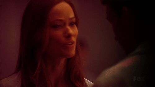 Face Cast: Olivia Wilde as SSA Charlie Rhys with the FBI's BAU