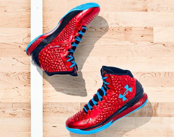 """Under Armour Curry One """"Top 100 Camp"""" PE 
