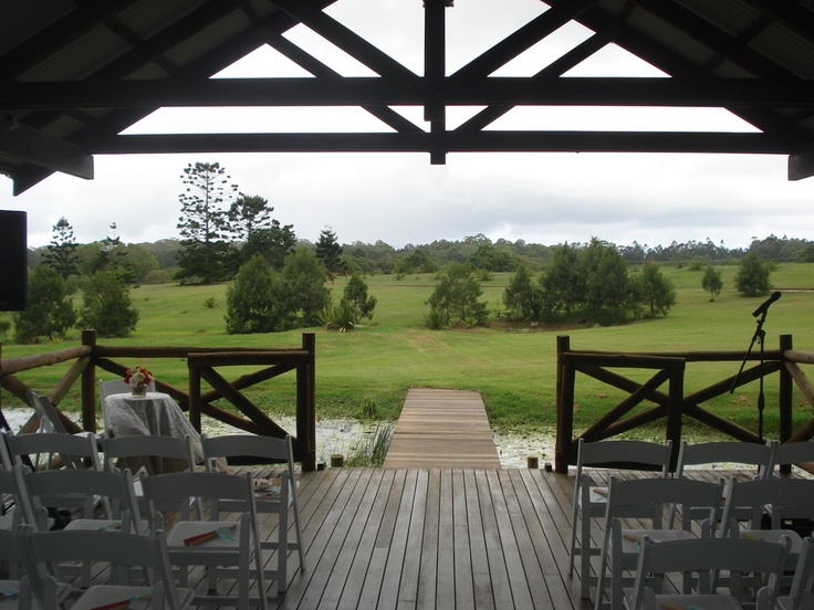 Beautiful Property For Weddings Close To Byron Bay