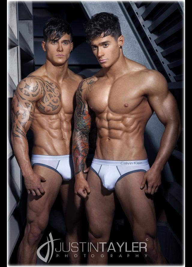 Gay owen twins