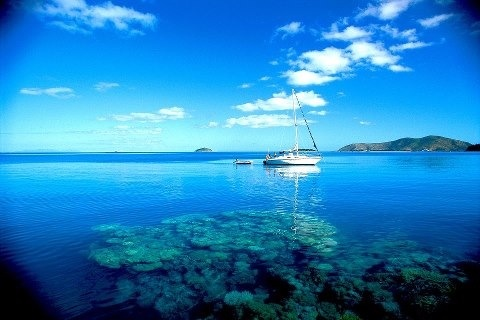 Where the stress goes to die :) Whitsundays Qld