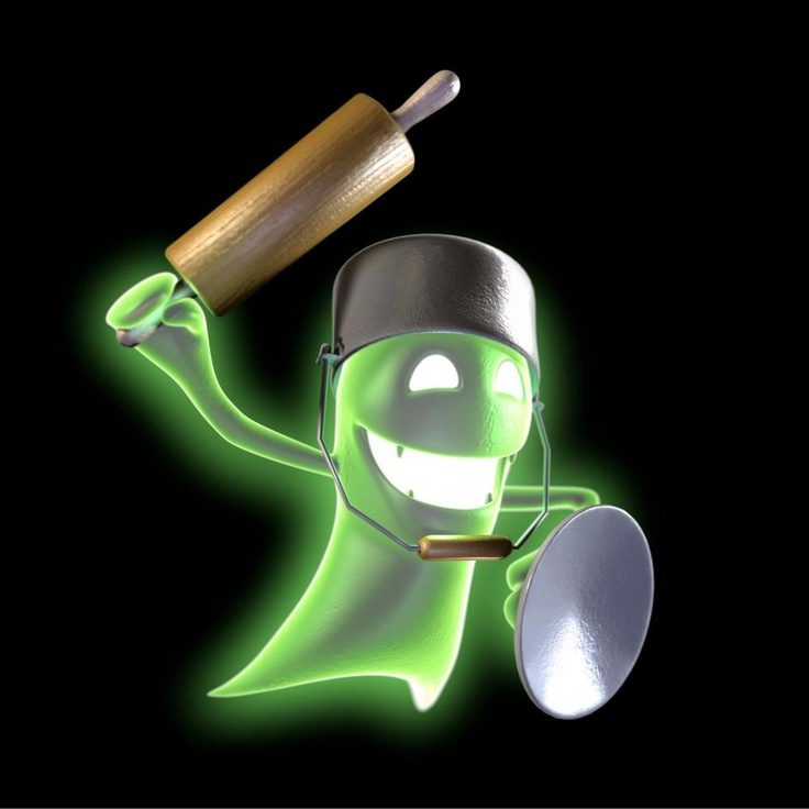 GHOST: I CAN'T WAIT! 23 DAYS LEFT FOR LUIGI'S MANSION: DARK MOON!