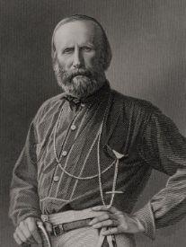 Freemason Giuseppe Garibaldi 1807-1882