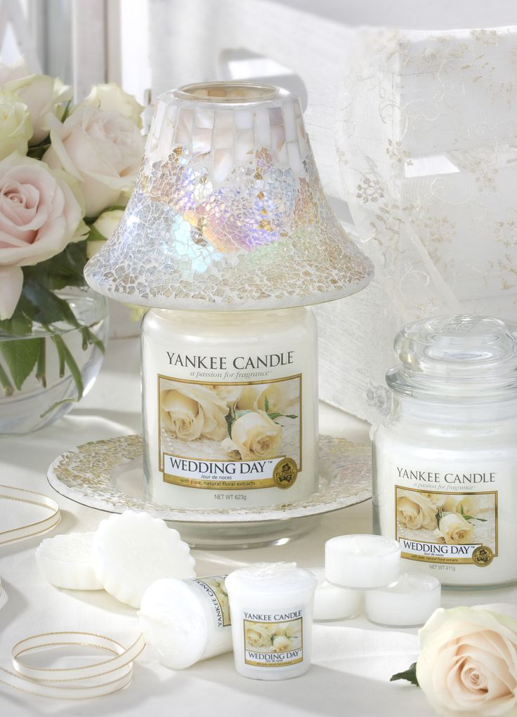 Top Table Decorations Inspired By Our Yankeecandle Gold And Pearl Mosaic Accessories Wedding Day