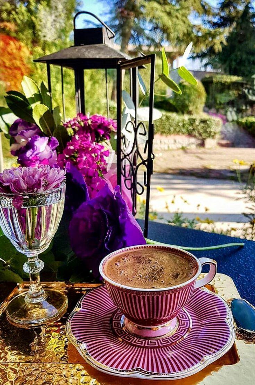 Картинка летний кофе