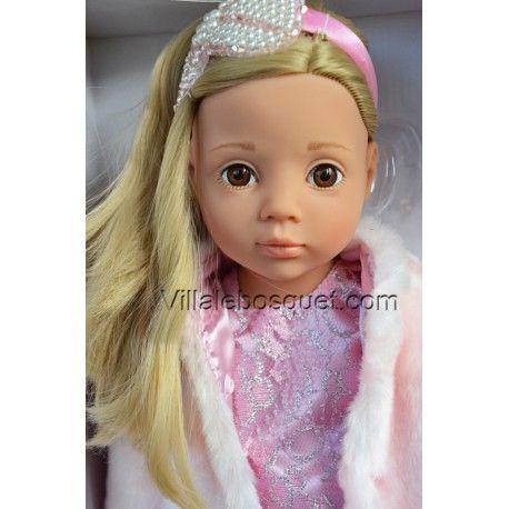 GÖTZ POUPEE HAPPY KIDZ EMILY - poupée à jouer GÖTZ