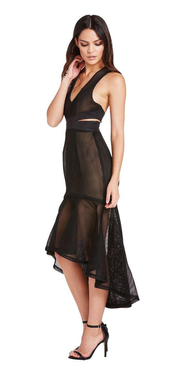 Ilenna Mesh Dress - Miss G