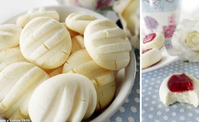 Haz estas sabrosas galletas de leche condensada y ¡sorprende a tus amigos! -