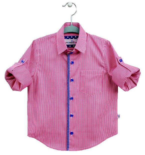 Monsinior Kids Exclusive Shirt collection #Model Jack # http://monsinior.pl # Koszula chłopięca # Koszula męska#