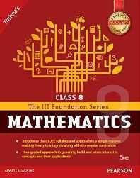 IIT Foundation Maths Class 8 Paperback ? 1 Feb 2016