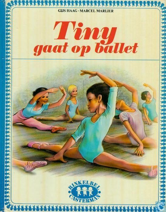 Boeken - Tiny - Tiny gaat op ballet