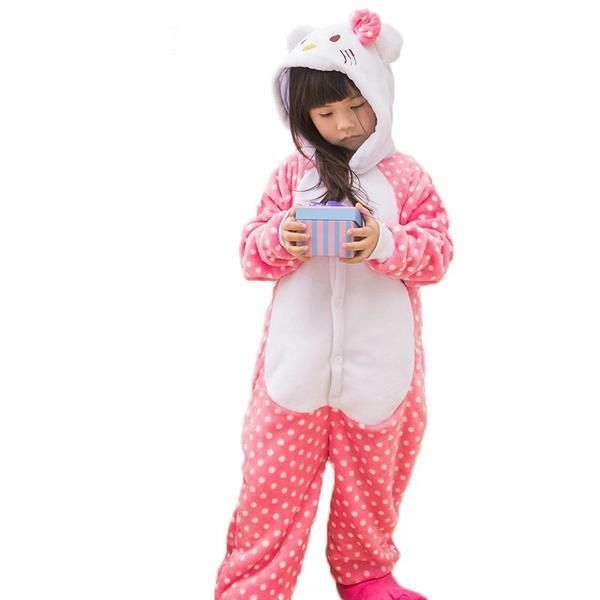 Limited Edition Hello Kitty Pink and White Onesie!