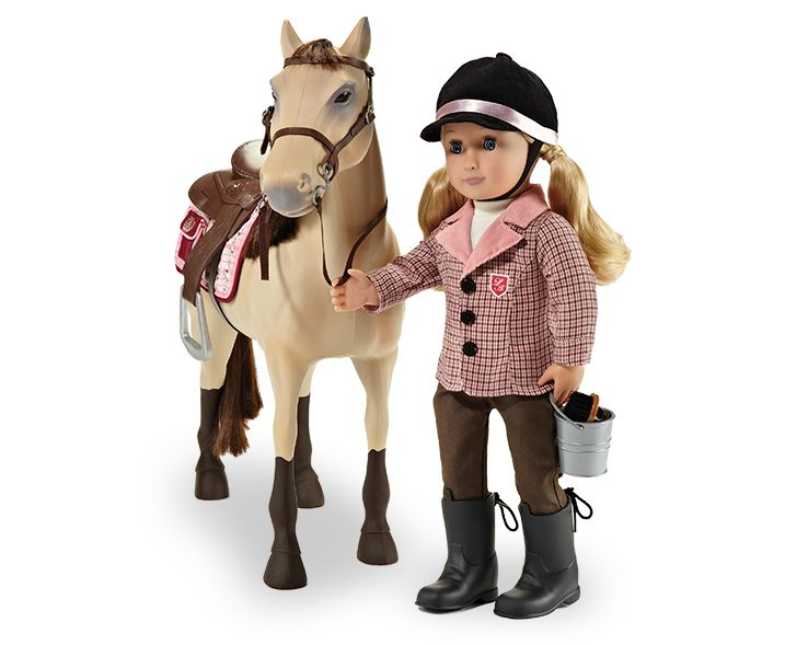 Riding Outfit And Horse Care Set Our Generation Dolls