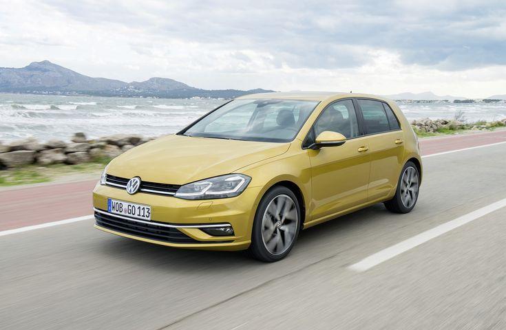Νέο Volkswagen Golf TGI με φυσικό αέριο