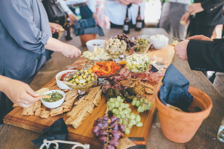 Antipasto Platter Wedding