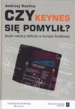 Wydawnictwo Naukowe Scholar :: :: CZY KEYNES SIĘ POMYLIŁ?Skutki redukcji deficytu w Europie Środkowej