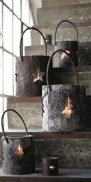 Schöne und Weihnachts Deko. Zaubert eine gemütliche Atmosphäre. Noch mehr Weihnachtsideen gibt es auf www.spaaz.de