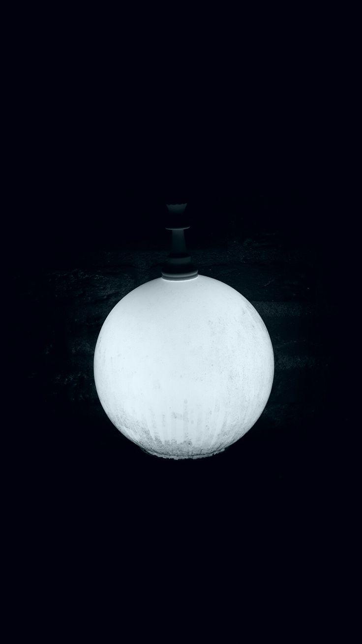 Voorwerp op lichtgevende bol (magie)