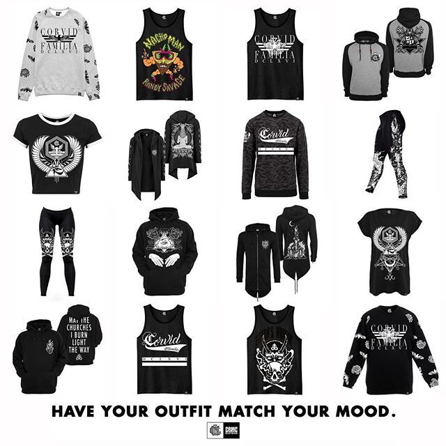 BUY ONE GET ONE FREE on absolutely everything site wide.  Shop now at www.crmcclothing.co 🇬🇧 FREE UK SHIPPING w/ orders £50+ 🌎 FREE INTERNATIONAL SHIPPING w/orders £120+  #alt #altwear #altfashion #altstyle #alternative #alternativefashion #alternativestyle #instafashion #fashionstatement #fashiongram #fashionista #instastyle #stylegram #styleblogger #fashionoftheday #dailyfashion #styleblog #grunge #fashionblogger #fashionblog #styles #style #alternativeguy #alternativeboy…