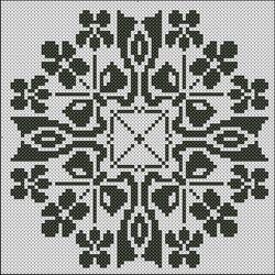 Jednofarebné vzory