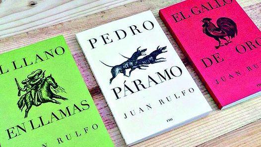 Reediciones de la obras de Juan Rulfo por Editorial Clarín.