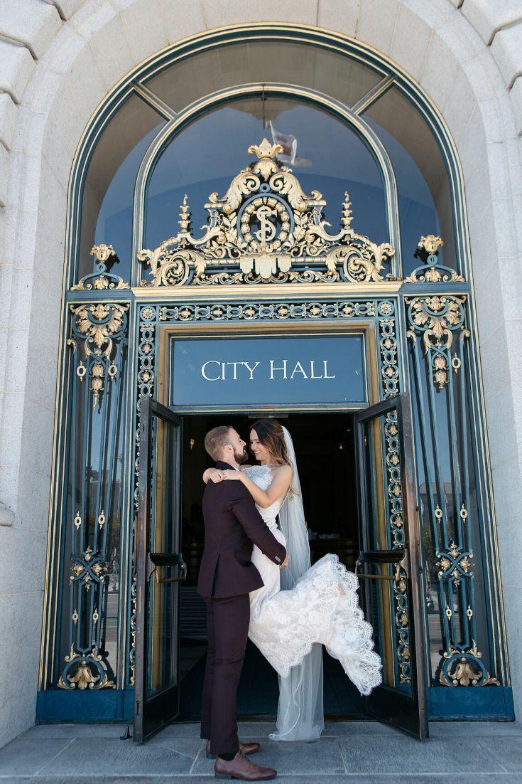 City Hall Wedding In San Francisco California City Hall Wedding Photography San Francisco City Hall Wedding Photography Sf City Hall Wedding