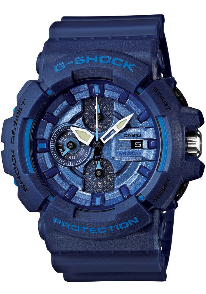 Casio G-Shock GAC-100AC-2A Watch from Authorized Dealer Watchismo.com