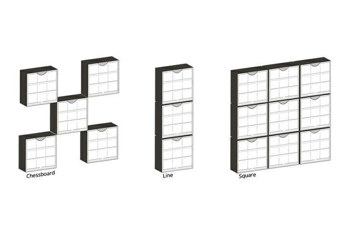 KROK 3: Montaż     Karoo jest systemem modularnym i łatwym do instalacji w dowolnym środowisku. Duże czy małe powierzchnie, pionowe czy poziome…Karoo pozwala wykazać się dużą kreatywnością, a solidne wykonanie i estetyczny wygląd każdego elementu wkomponuje się w każde otoczenie.