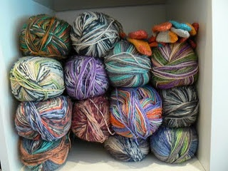 Ooh. Beautiful dyes.