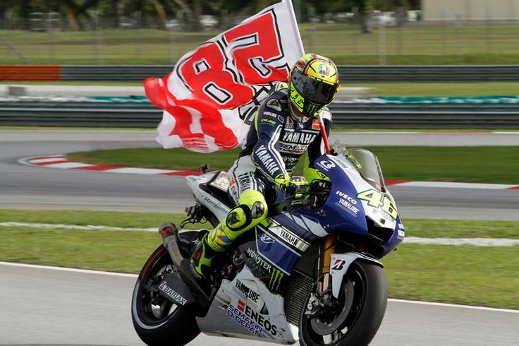 2013 ; Valentino Rossi : Sepang : Super Sic forever