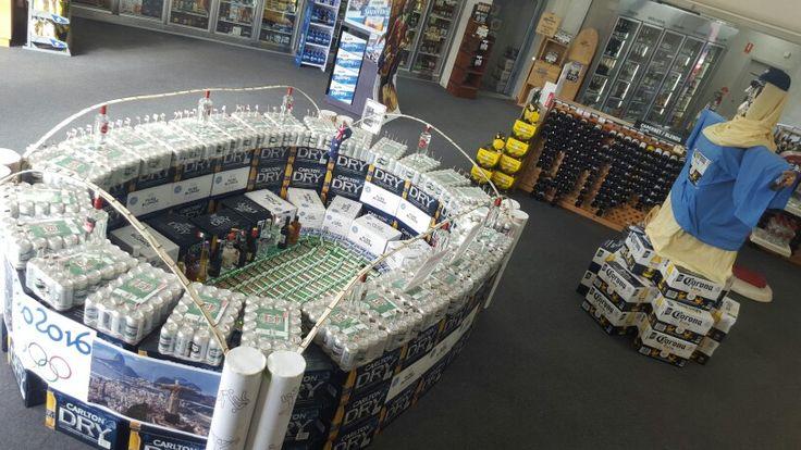 Estádio Olímpico João Havelange Rio Olympics Beer Stadium