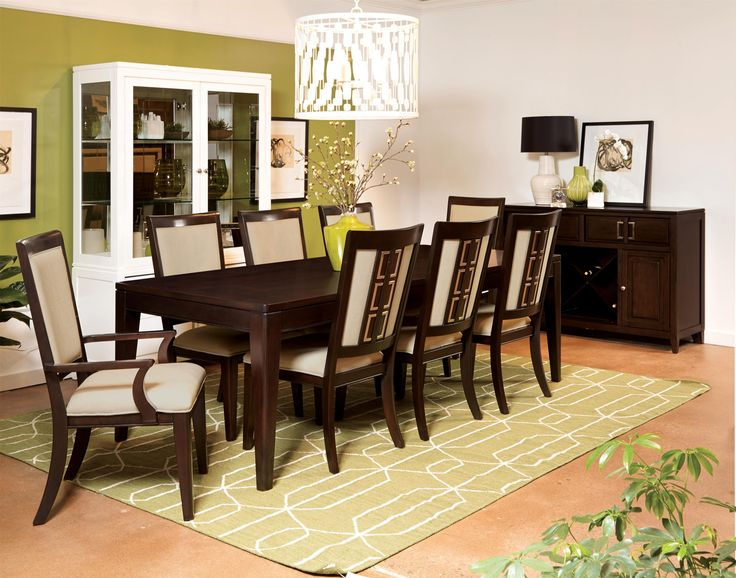 69 Best Dining Rooms Images On Pinterest
