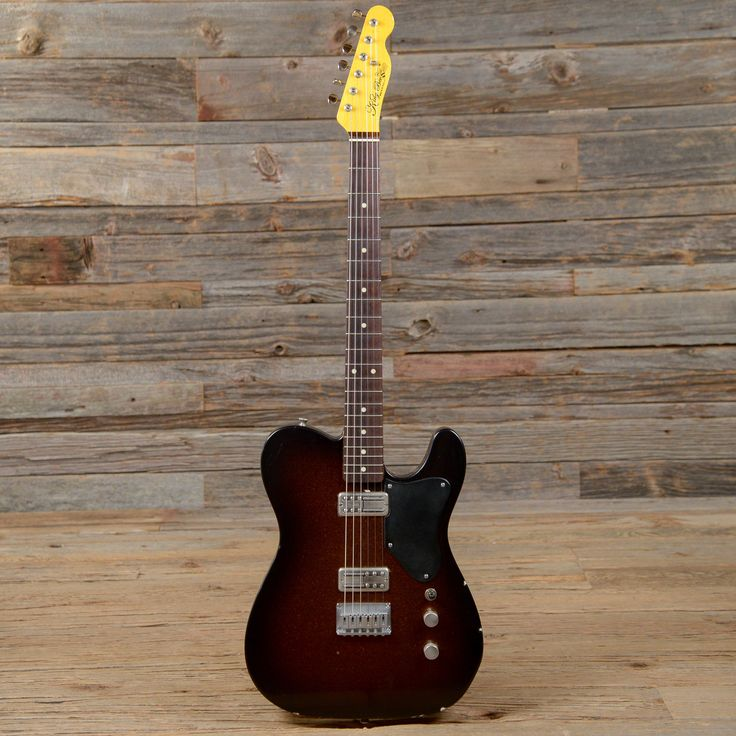 King Bee T-Style Root Beer Sparkle w/TV Jones USED | Chicago Music Exchange